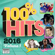 VARIOUS ARTISTS - 100 % HITS 2016 VOL.1 (Compact Disc)