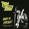 THIN LIZZY - BACK IN CHICAGO - 1.976 (Disco Vinilo LP)