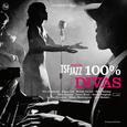VARIOUS ARTISTS - 100 % DIVAS (TSF JAZZ) (Disco Vinilo LP)