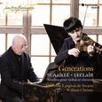 LANGLOIS DE SWARTE, THEOTIME - GENERATIONS - SENAILLE & LECLAIR (Compact Disc)