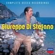 STEFANO, GIUSEPPE DI - COMPLETE DECCA RECORDINGS -LTD- (Compact Disc)