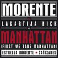 MORENTE, ENRIQUE - MANHATTAN -LTD- (Disco Vinilo  7')