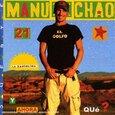 CHAO, MANU - LA RADIOLINA (Compact Disc)