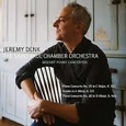 DENK, JEREMY - MOZART PIANO CONCERTOS (Compact Disc)