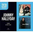 HALLYDAY, JOHNNY - LORADA AND CE QUE JE SAIS (Compact Disc)