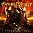 GRAVE DIGGER - LIBERTY OR DEATH (Disco Vinilo LP)