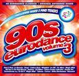 VARIOUS ARTISTS - 90'S EURODANCE 3 2015 (Compact Disc)