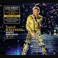HALLYDAY, JOHNNY - HAPPY BIRTHDAY LIVE + DVD (Compact Disc)