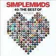 SIMPLE MINDS - 40: THE BEST OF 1979 - 2019 (Disco Vinilo LP)