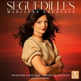 CREBASSA, MARIANNE - SEGUEDILLES (Compact Disc)