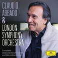 ABBADO, CLAUDIO - COMPLETE DEUTSCHE GRAMMOPHON AND DECCA -LTD- (Compact Disc)