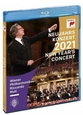 VIENNA PHILHARMONIC ORCHESTRA - NEW YEARS CONCERT 2021 (Blu-Ray Disc)