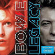 BOWIE, DAVID - LEGACY (Compact Disc)