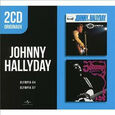 HALLYDAY, JOHNNY - OLYMPIA 64 AND OLYMPIA 67 (Compact Disc)