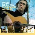 LUCIA, PACO DE - 5 ORIGINAL ALBUMS (Compact Disc)