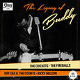 VARIOUS ARTISTS - LEGACY OF BUDDY (Disco Vinilo  7')