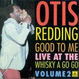 REDDING, OTIS - GOOD TO ME (Disco Vinilo LP)
