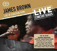 BROWN, JAMES - LIVE AT CHASTAIN PARK + DVD (Compact Disc)