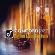 VARIOUS ARTISTS - CONCORD JAZZ -RHYTHM ALONG THE YEARS (Disco Vinilo LP)
