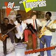 LIL'ED AND THE BLUES IMPERIALS - ROUGHHOUSIN' (Compact Disc)