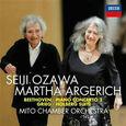 ARGERICH, MARTHA - BEETHOVEN/GRIEG: PIANO CONCERTO 2 (Compact Disc)