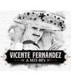 FERNANDEZ, VICENTE - A MIS 80'S (Compact Disc)