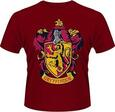 HARRY POTTER  - GRYFFINDOR -S- BURGUNDY (T-Shirt - Camiseta)