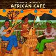 VARIOUS ARTISTS - AFRICAN CAFE (Compact Disc)