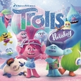 VARIOUS ARTISTS - TROLLS HOLIDAY (Compact 'single')
