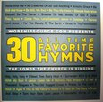 VARIOUS ARTISTS - 30 ALL TIME FAVORITE.. (Compact Disc)