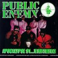 PUBLIC ENEMY - APOCALYPSE 91             (Compact Disc)