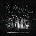 RPWL - GOD HAS FAILED (Compact Disc)