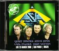 ASIA - LIVE SAO PAULO MARCH.. (Compact Disc)