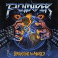POUNDER - BREAKING THE WORLD (Disco Vinilo LP)