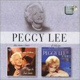 LEE, PEGGY - MAN I LOVE/IF YOU GO (Compact Disc)