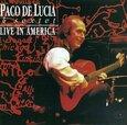LUCIA, PACO DE - LIVE IN AMERICA (Compact Disc)