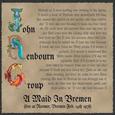 RENBOURN, JOHN - A MAID IN BREMEN -DIGI- (Compact Disc)