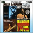 AMMONS, GENE - THREE CLASSIC ALBUMS PLUS
