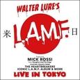 LURE, WALTER - LIVE IN TOKYO (Disco Vinilo LP)