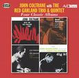 COLTRANE, JOHN - FOUR CLASSIC ALBUMS (Compact Disc)