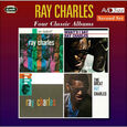 CHARLES, RAY - FOUR CLASSIC ALBUMS (Compact Disc)