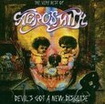 AEROSMITH - DEVIL'S GOT A NEW DISGUISE - VERY BEST OF (Compact Disc)