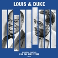 ARMSTRONG, LOUIS - TOGETHER FOR THE FIRST TIME -HQ- (Disco Vinilo LP)