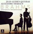 BRAHMS, JOHANNES - CELLO SONATAS AND HUNGARIAN DANCES (Compact Disc)