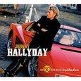 HALLYDAY, JOHNNY - LES 50 PLUS BELLE BALLADE (Compact Disc)