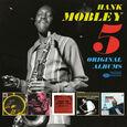 MOBLEY, HANK - 5 ORIGINAL ALBUMS (Compact Disc)
