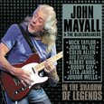 MAYALL, JOHN - IN THE SHADOW OF LEGENDS (Compact Disc)