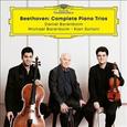 BARENBOIM, DANIEL - BEETHOVEN TRIOS (Compact Disc)