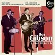 GIBSON, DON - TELL IT LIKE IT IS (Disco Vinilo  7')