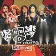 RBD - TOUR CELESTIAL 2007 -HECHO EN ESPAÑA- + DVD